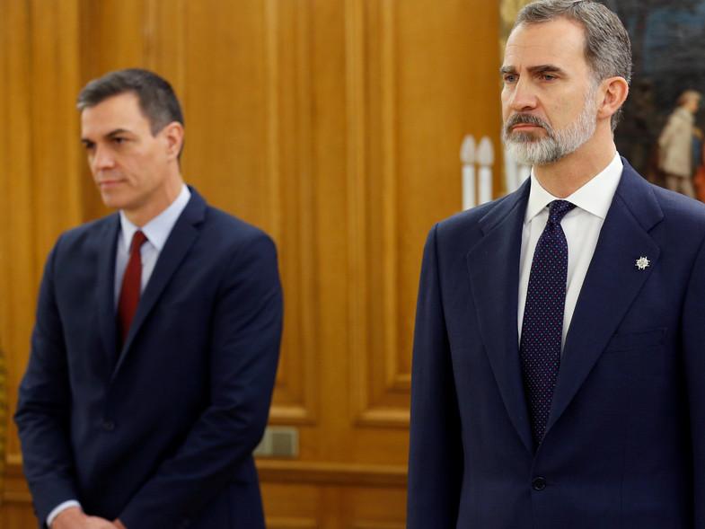 Encuesta: Los españoles respaldan con un notable el reinado de Felipe VI y dan jaque mate al Gobierno Sánchez