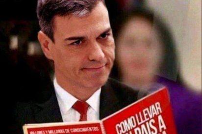 """El apoteósico abucheo a Pedro Sánchez en Alcalá de Henares: """"Eres un mierda, fuera de aquí"""""""