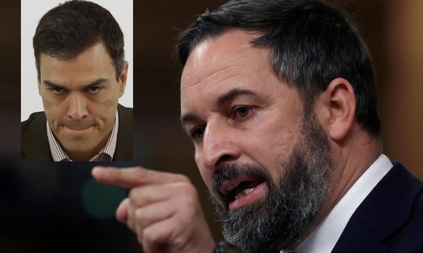 VOX saborea la derrota judicial de Sánchez: El TC irá contra el segundo estado de alarma y el Supremo despedirá a Dolores Delgado