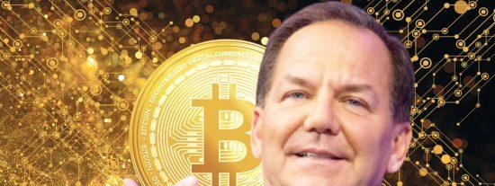 "Criptomonedas: Tudor Jones dice que el Bitcoin ""es un gran diversificador"""