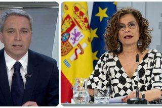 Vallés demuestra con una simple apreciación que no todos los ministros de Sánchez bendijeron los indultos