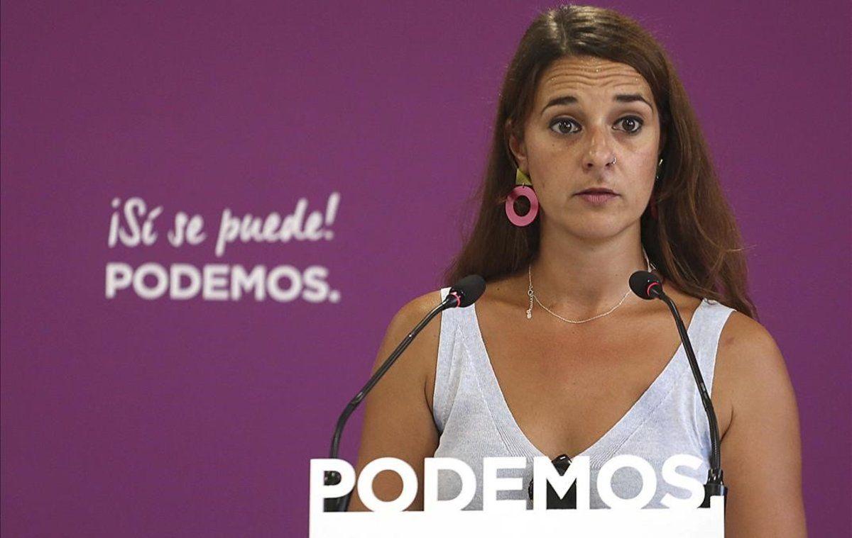 Twitter ahoga a zascas a la podemita Noelia Vera por su chalet, megaparcela y piscina