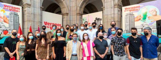 La 37º edición de Veranos de la Villa arranca con una de las mayores ofertas culturales de Madrid
