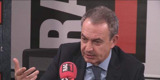 """Zapatero abraza a los golpistas: """"Que Ayuso diga que los indultos son ilegales es una desfachatez"""""""