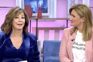 El mejor desprecio es no hacer aprecio: Ana Rosa Quintana se niega a entrar en la guerra con Carlota Corredera
