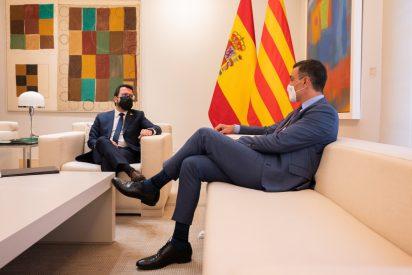 """La respuesta catalana a la 'concordia' de Moncloa: """"Pedro Sánchez es un hijo de la gran puta"""""""