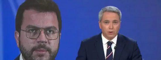 Vallés pone en bucle a Sánchez el chantaje independentista de Aragonès