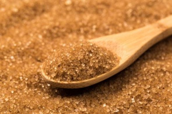 azúcar moreno casero
