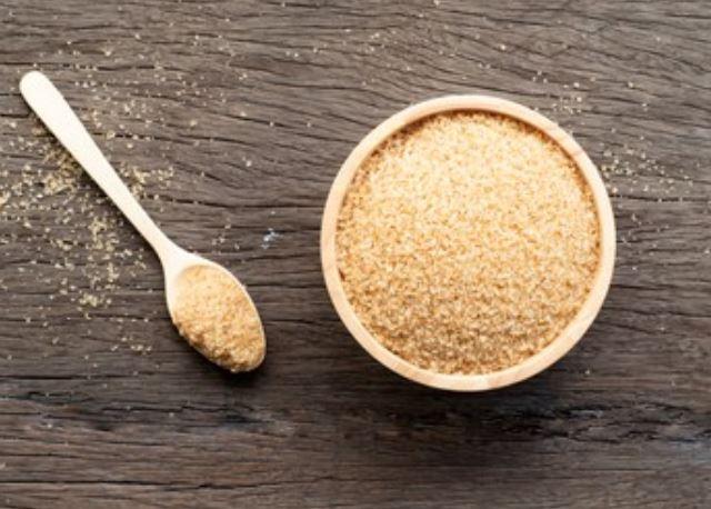 azúcar moreno casero claro
