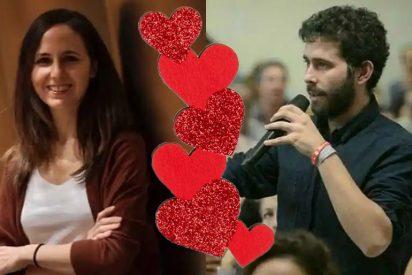 """¡Con todo el morro!: Ione Belarra (Podemos) presume que """"el amor es el motor de la política"""" tras enchufar a su novio"""