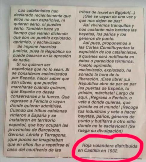 """Anián Berto: """"'Hoja volandera' que se hace popular en redes sociales"""""""