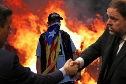 """¿También los indultará Sánchez?: La Guardia Civil considera """"organización terrorista"""" a un grupo de los CDR"""