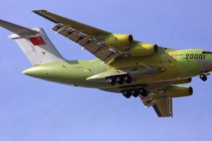 Taiwán denuncia que 28 aviones de combates chinos violaron su Zona de Defensa Aérea