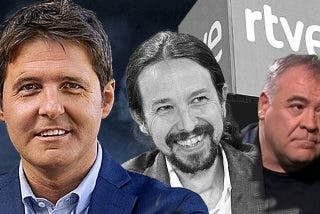 El plan de Podemos para salvar a Jesús Cintora en TVE y 'cargarse' a Ferreras de laSexta