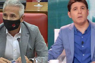De traca: un senador del PSOE desvela sin querer que él y la izquierda tienen línea directa con Jesús Cintora
