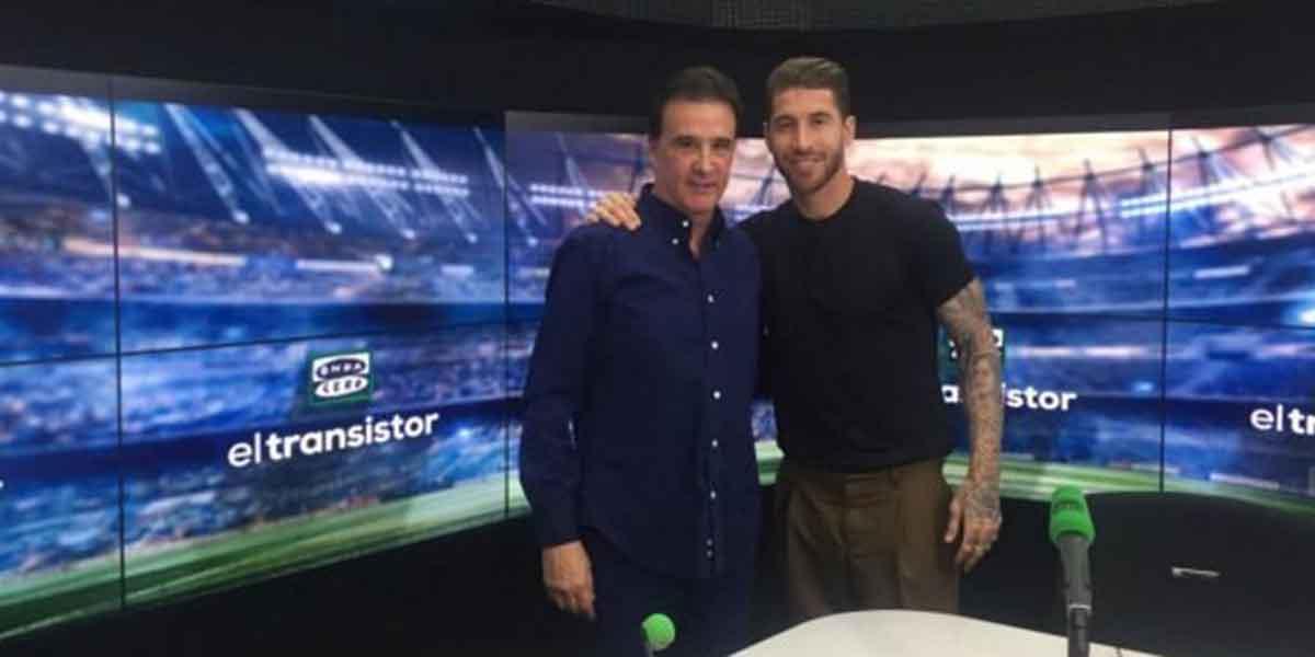 """Ramos se cabrea con De la Morena y este le manda a esparragar: """"Tú no me vas a decir lo que puedo contar o no"""""""