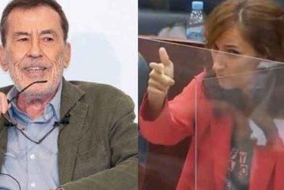 """Dragó ajusticia a 'Pistolera' García por la """"pobreza menstrual"""": """"¿Y quién me paga a mí las cuchillas de afeitar?"""""""