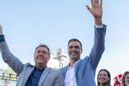 """La lealtad del 'palmero' Espadas: """"Apoyo a Sánchez por conceder los indultos; y lo apoyaría si no los concediera"""""""