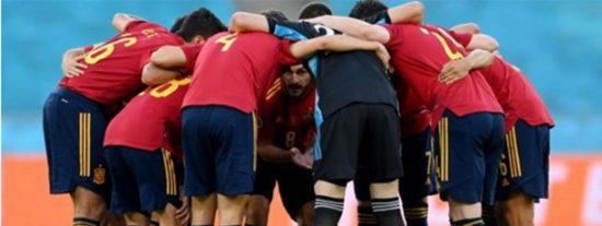 Las redes aplauden el gesto de España: no se ganó a Suecia, pero los nuestros no hincaron la rodilla