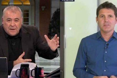Lío: Podemos cree que Ferreras presionó a RTVE para echar a Cintora y recuperar el 'monopolio' de las mañanas