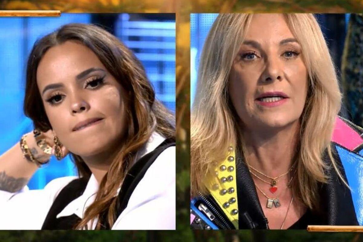 "Telecinco da la espalda a Gloria Camila después de llamar ""comeculos"" a Belén Rodríguez"