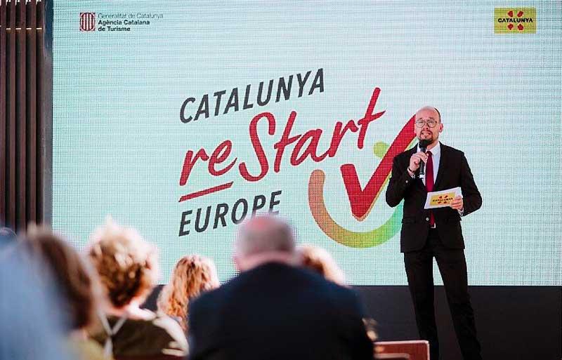Presentan en Madrid el Grand Tour de Catalunya