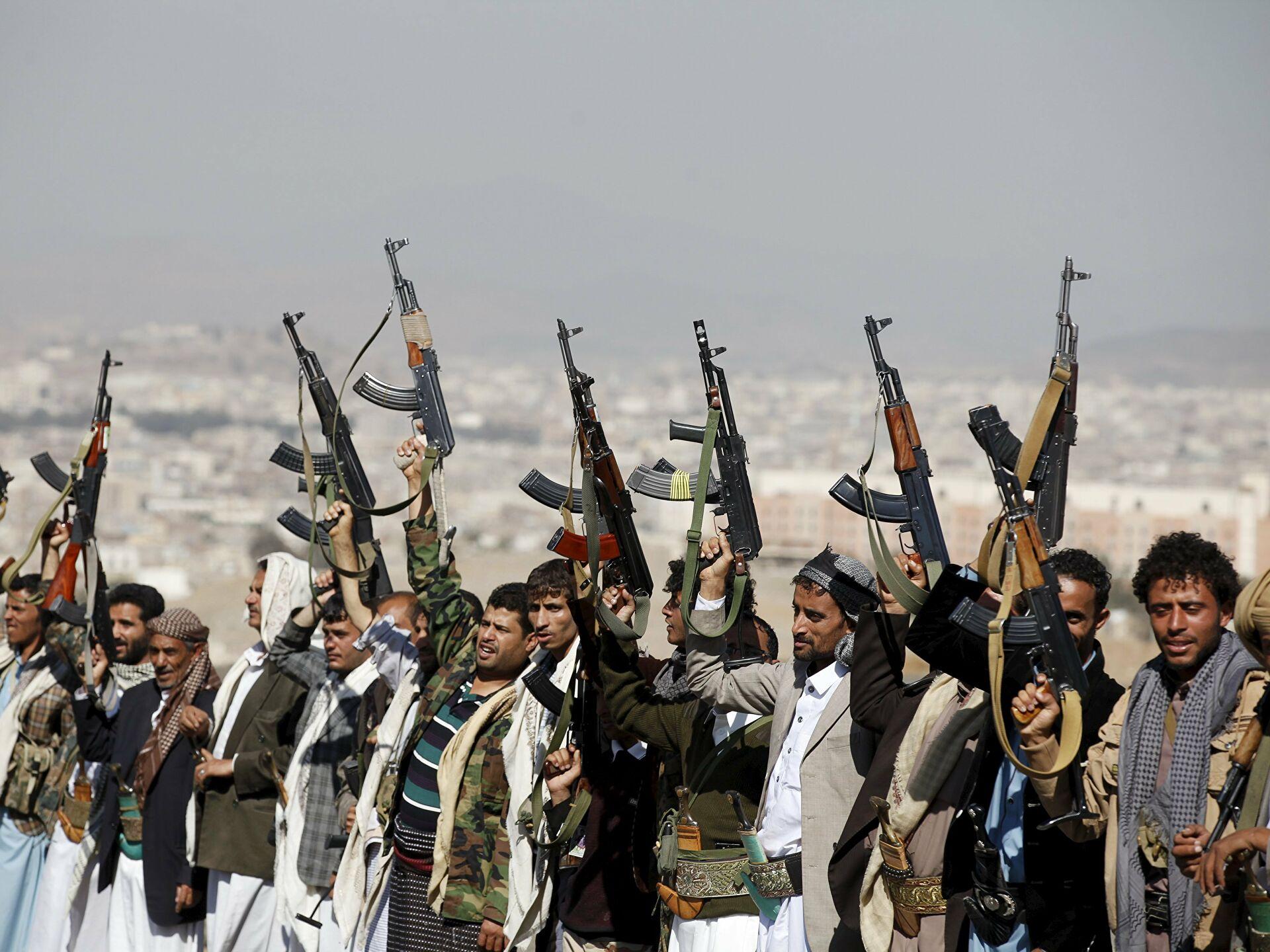 EEUU sanciona a una red internacional de financiamiento a los rebeldes hutíes de Yemen