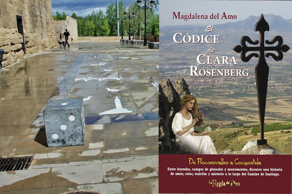 El Juego de la Oca en el Camino de Santiago en Logroño