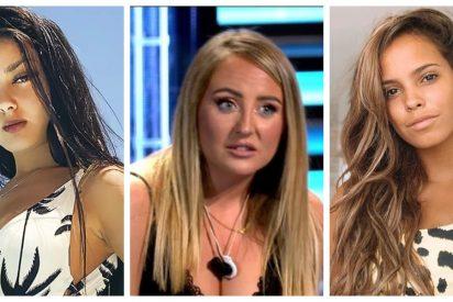 Julia Janeiro, Rocío Flores o Gloria Camila: los (carísimos) nombres que suenan para 'GH VIP 8'