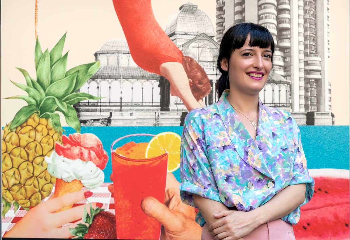 Veranos de la Villa 2021: La ilustradora Lara Lars alude a la frescura estival