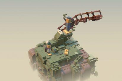 Lego lanzará el videojuego 'Builder's Journey' para Steam y Nintendo Switch