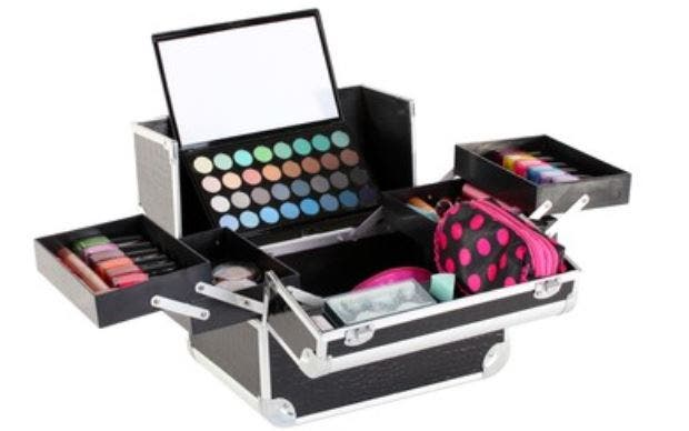 Maletines de maquillaje profesional más vendidos en Amazon