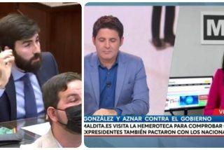 VOX acorrala a TVE con las tropelías cometidas por la 'verificadora' de Jesús Cintora