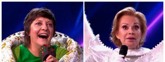 Paloma San Basilio y Eva Hache destapan un nuevo problema que tiene 'Mask Singer 2'