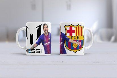 Taza de Messi