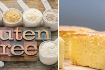 3 mezclas de harinas sin gluten que puedes usar para hornear 🍞