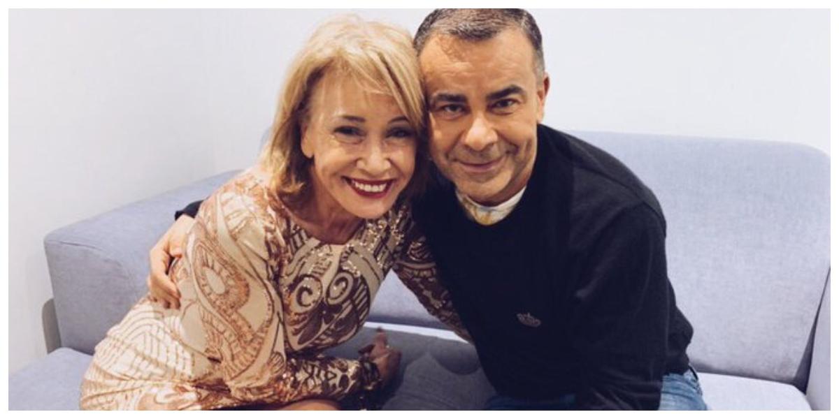 Jorge Javier Vázquez, destrozado: así le han dado el último adiós a Mila Ximénez sus compañeros de Mediaset