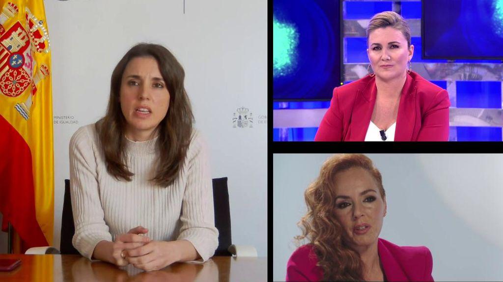 Lo de Rocío Carrasco le sale caro a Irene Montero: una insólita decisión de la UE podría forzar su cese