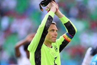 La UEFA zanja la polémica: el estadio de Múnich no usará los colores del arcoíris en el Alemania-Hungría