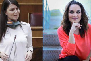 """Olona (VOX) retrata a Carrillo y al periodismo basura de Atresmedia: """"Condenaste a un hombre inocente"""""""