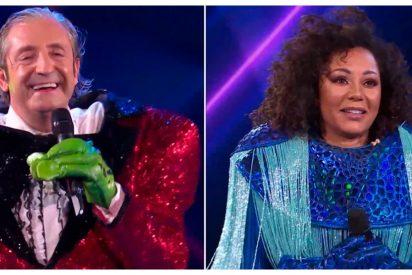 Incomodidad en 'Mask Singer': de la 'chulería' de Pedrerol a la falta de sorpresa con una de las 'Spice Girls'