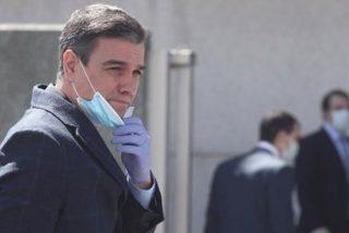 Las mascarillas al aire libre dejarán de ser obligatorias el 26 de junio...y por supuesto, lo anuncia Pedro Sánchez