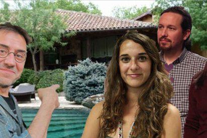 """Monedero, a favor de la pasión de Podemos por los chalets de lujo: tilda a quienes les critican de """"gilipollas"""""""