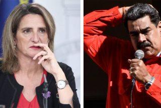 ¡Idénticos!: El dictador Maduro y la socialista Teresa Ribera explican cuándo y cómo usar la luz para gastar menos