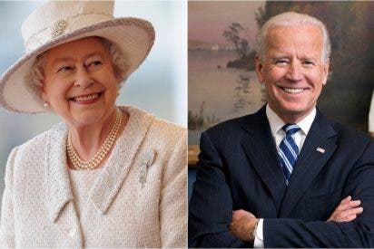 Joe Biden y su esposa Jill se reunirán con la reina Isabel II en el lujoso castillo de Windsor