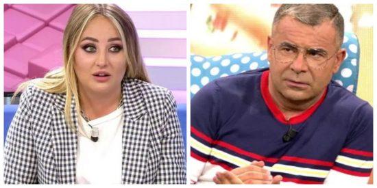 Los continuos ataques de Jorge Javier Vázquez a Rocío Flores: ¿Debería frenar el presentador?