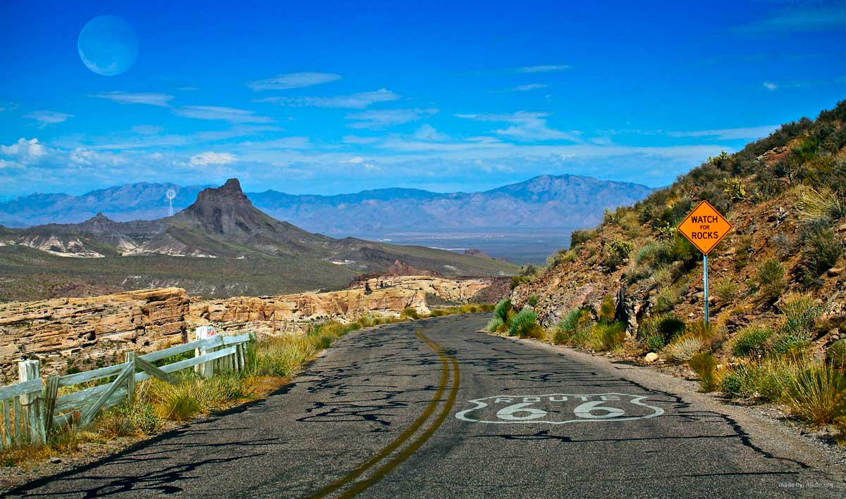 ¿Cuáles son las mejores rutas por carretera de cada continente?