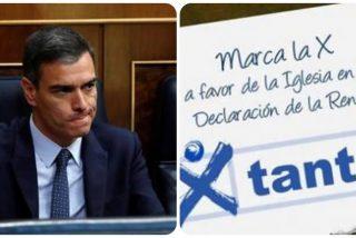 """Inda: """"Que marque Sánchez la X de esa Iglesia que apoya los indultos a los golpistas"""""""