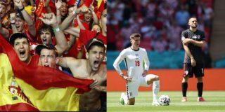 """Durísima amenaza de la afición española a la Selección: """"Si os arrodilláis ante Suecia, apago la tele"""""""