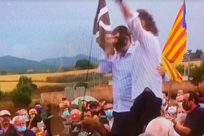 """Anián Berto: """"Los separatistas salen a hombros y por la puerta grande"""""""